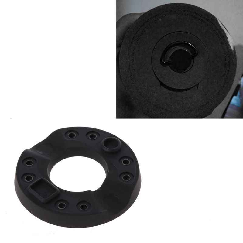 Replace Rubber Plug Cover for Logitech UE BLAST Wireless Bluetooth Speake Charge Port Caoutchouc Waterproof Black Rubber Plug
