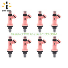 CHKK-CHKK 23250-50030 23209-50030 fuel injector for LEXUS ASIA SC430 01~05 GS30/35/43/460 05~08 LS430 00~03 4.3L 3UZ