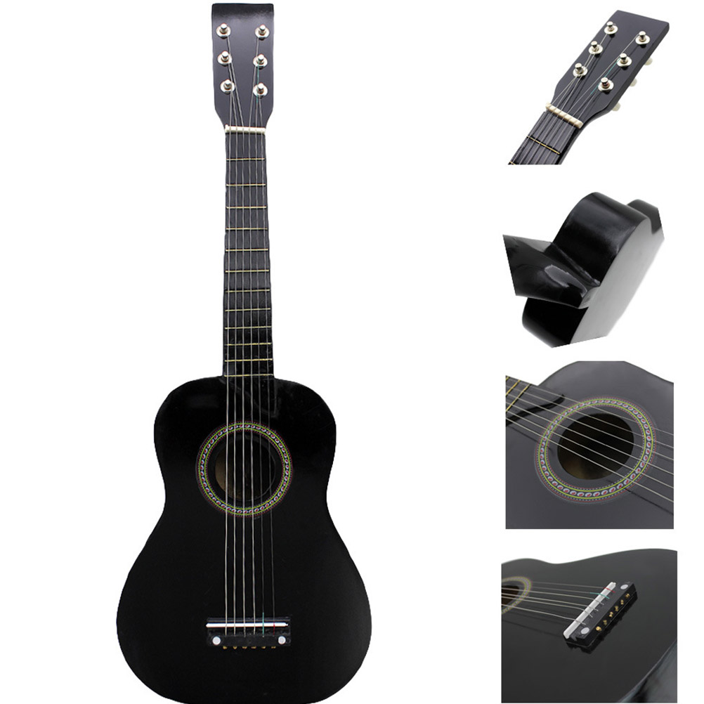 Acoustic-Guitar Beginner Music-Instrument 23inch-Folk for Children  title=