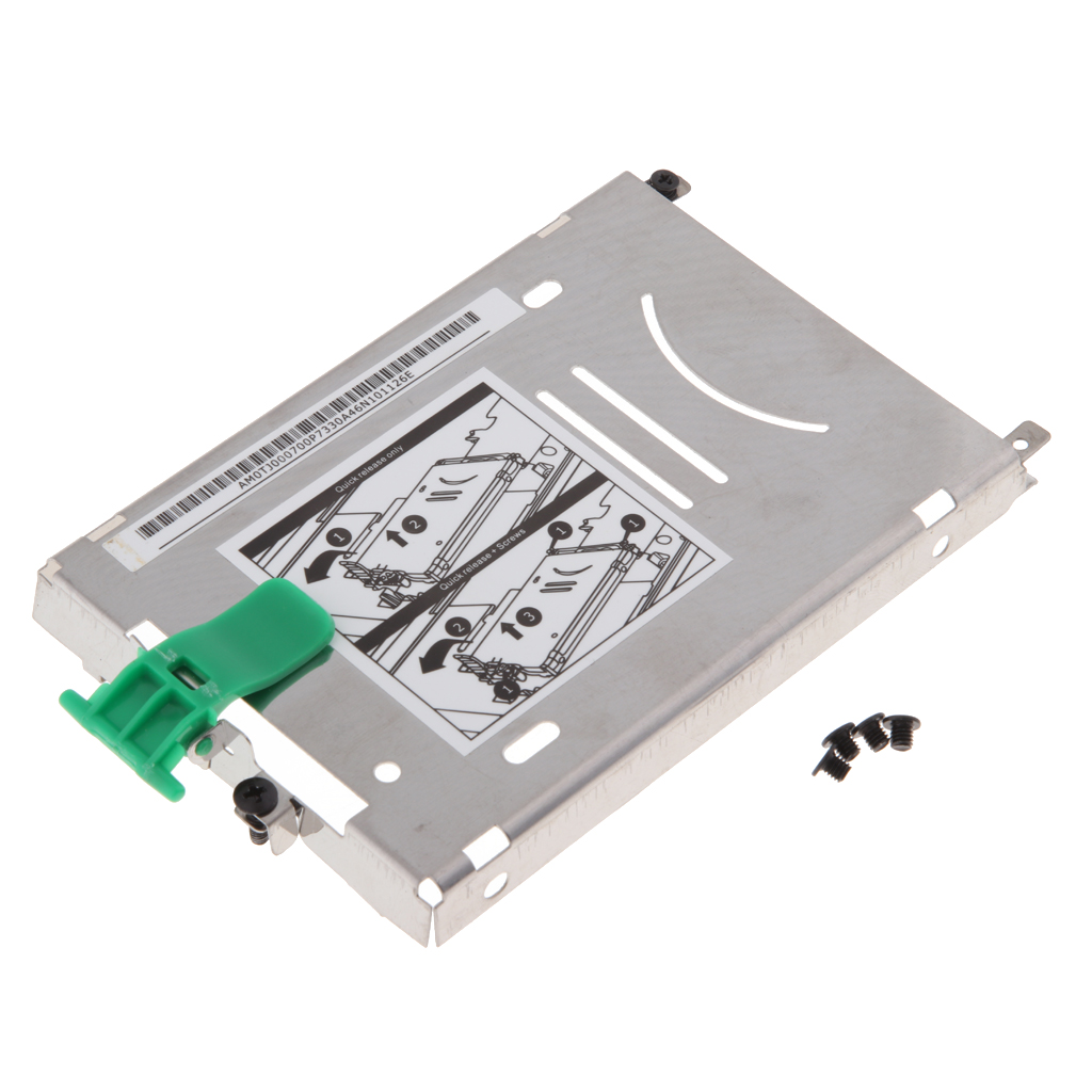 Replacement HDD Hard Driver Caddy Tray Holder For HP  15  17 G1 G2 5