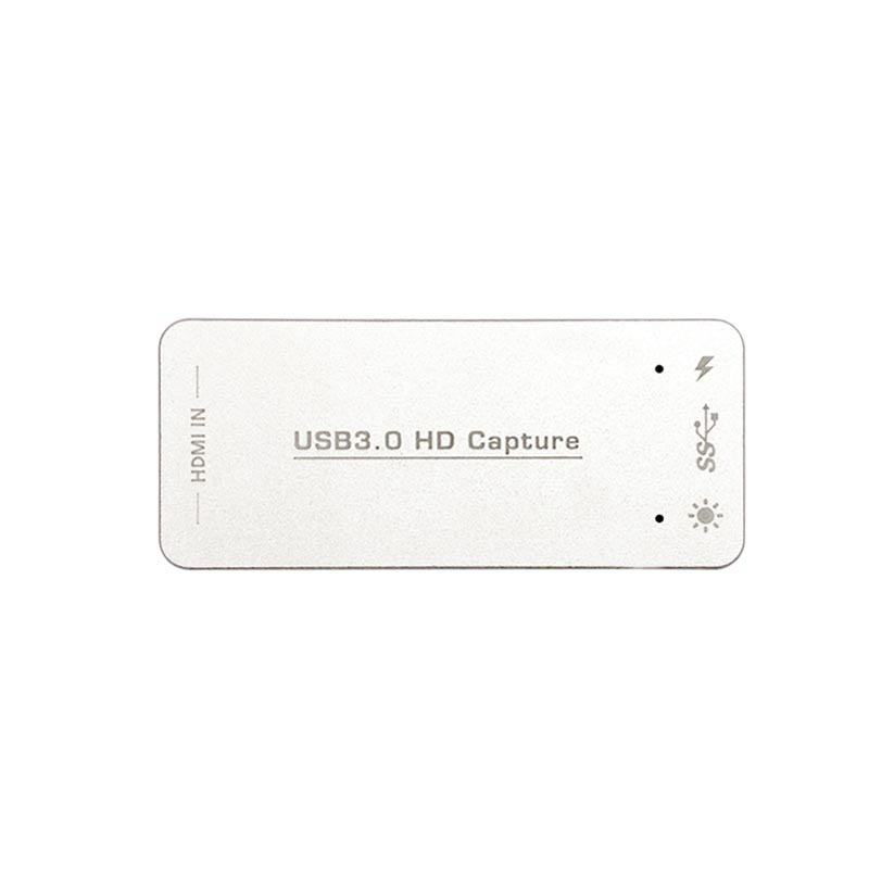 <font><b>HDMI</b></font> <font><b>USB</b></font> <font><b>3.0</b></font> Video <font><b>Capture</b></font> <font><b>Card</b></font> Adapter 1080HD Recorder Box for Windows HD Video <font><b>Capture</b></font> <font><b>Card</b></font> Adapter image