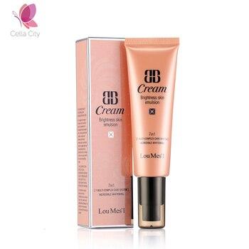 Cellacity Bb CC crema cuidado de la cara Base 7 en una Base de maquillaje coreano perfecta cubierta Facial mujer corrector Base