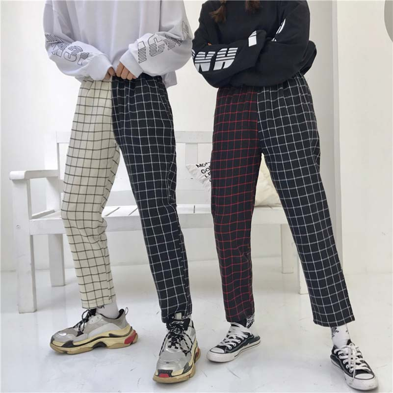Sprint Autumn 2019 Women Elegant Solid Ankle Length Pants Sashes Pockets Ladies Fashion Casual Chic Trousers Pantalones Mujer