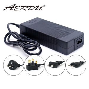 "Image 3 - AERDU 7S 29.4V 3A 24V אספקת חשמל ליתיום סוללות ליתיום batterites מטען AC ממיר מתאם האיחוד האירופי/ארה""ב/AU/בריטניה plug juul"