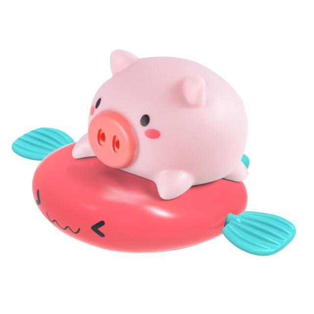 animados animal unicórnio tartaruga brinquedo de água
