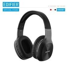 EDIFIER W800BT беспроводные наушники Bluetooth 4,0 и Проводная особенность до 35hrs, находящихся в эксплуатации батареи 40 миллиметровые драйверы Bluetooth наушники