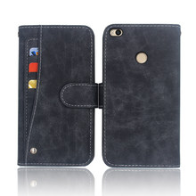 Hot! For Xiaomi Mi Max 2 Case Luxury Wallet Flip Leather Phone Bag cover Case For Xiaomi Mi Max 2 with Front slide card slot