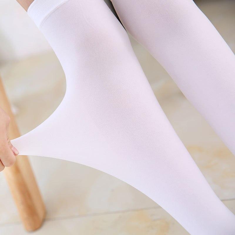 Girls Tube Socks Men And Women Children Program Performance Semi-Stockings Children Stockings Big Boy Long Socks Korean-style Ch