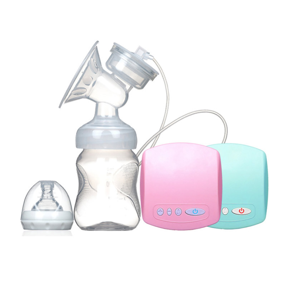 CYSINCOS  Intelligent Automatic Electric Breast Pumps Nipple Suction Milk Pump Breast Feeding USB Electric Breast Pump For Mom