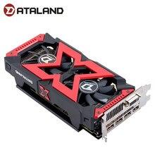 Dataland RX 570 4GB Gaming Grafikkarte Karte HDMI PCI-E Radeon GPU RX570 Gaming 4G Video Karten Für AMD Video Karten