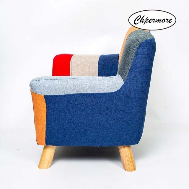 Chpermore Children Patchwork Armchair 4