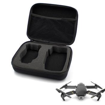 Przenośny RC drony zapasowe przechowywanie części torba torebka dla Globa Drone GD89 GW89 E58 Drone torebka worek do przechowywania z wewnętrzną warstwą netto