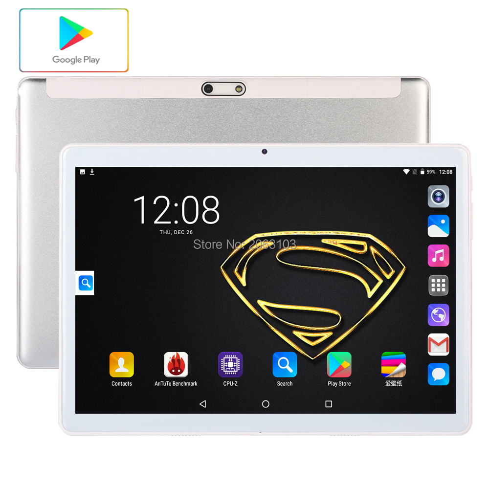Hot Google 10.1 Kids Tablet Screen Mutlti Touch Android 9.0  4 Core ROM 32GB Camera  Wifi 10.1 Inch Tablet Pc 10.1