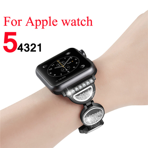 Strap for Apple watch band 5 4