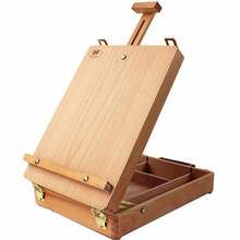 Wooden Easel for Painting Sketch Easel Drawing Table Box Oil Paint Laptop Accessories Painting Art Supplies Artist Children