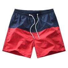 Мужские эластичные мягкие дышащие шорты модные простые цветные бытовые шорты свободные пляжные повседневные шорты