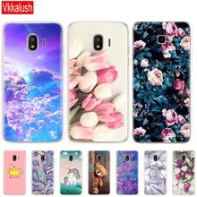 Case For Samsung J4 Plus 2018 Soft TPU Cover For Samsung J4 Plus Prime Sm J415 Silicon For Samsung Galaxy J4 2018 EU J400F J400