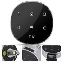 Smart lock Touchscreen Digitale Elektronische Passwort Coded Lock für Schrank Mailbox Datei Sauna Schublade neue