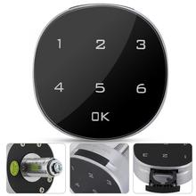 smart lock Touch Screen Digital Electronic Password Coded Lock for Cabinet Mailbox File Sauna Drawer new