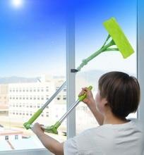 Window Cleaner Telescopic High-ris Cleaning Sponge Mop Multi Glass Cleaner Mirrors Wiper Sponge Mop Clean Windows Dust Brush цена 2017