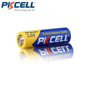 Image 5 - Baterías de carbono y Zinc para termómetro Digital, baterías de 1,5 V Extra resistentes, 50 AA R6P + 50 AAA R03P, combo de 100 piezas