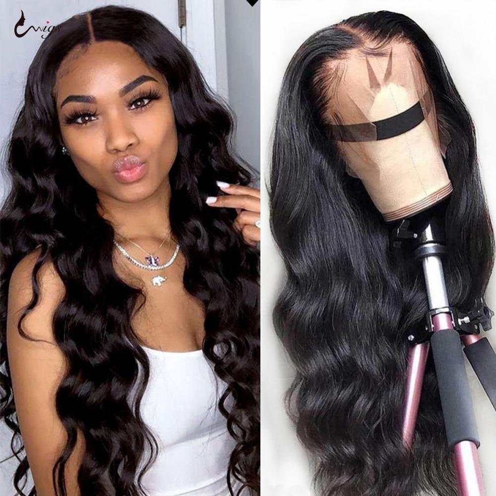 Perucas peruanas do cabelo do peruano da peruca do fechamento do laço das perucas do cabelo humano da parte dianteira do laço de uwigs perucas do cabelo humano para as mulheres 5x5