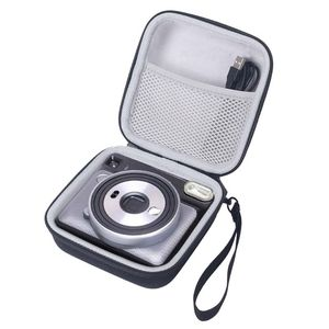 Image 5 - Carrying Bag Storage Box Protective Case Shell Portable Travel Shockproof for Fujifilm Instax Square SQ6 Camera