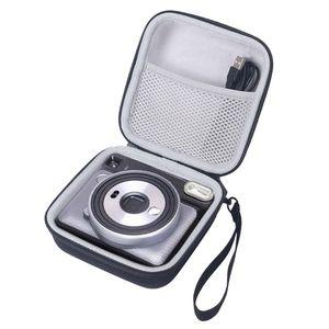 Image 5 - กระเป๋าเก็บกล่องกรณีป้องกันแบบพกพากันกระแทกสำหรับ Fujifilm Instax Square SQ6 กล้อง