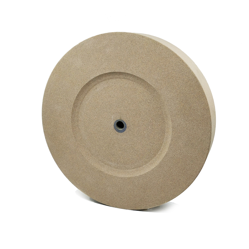 Slow Speed Stone 250x50x12mm Wheel Alumina-containing Grinding Wheel For Slow Speed Wet Sharpener