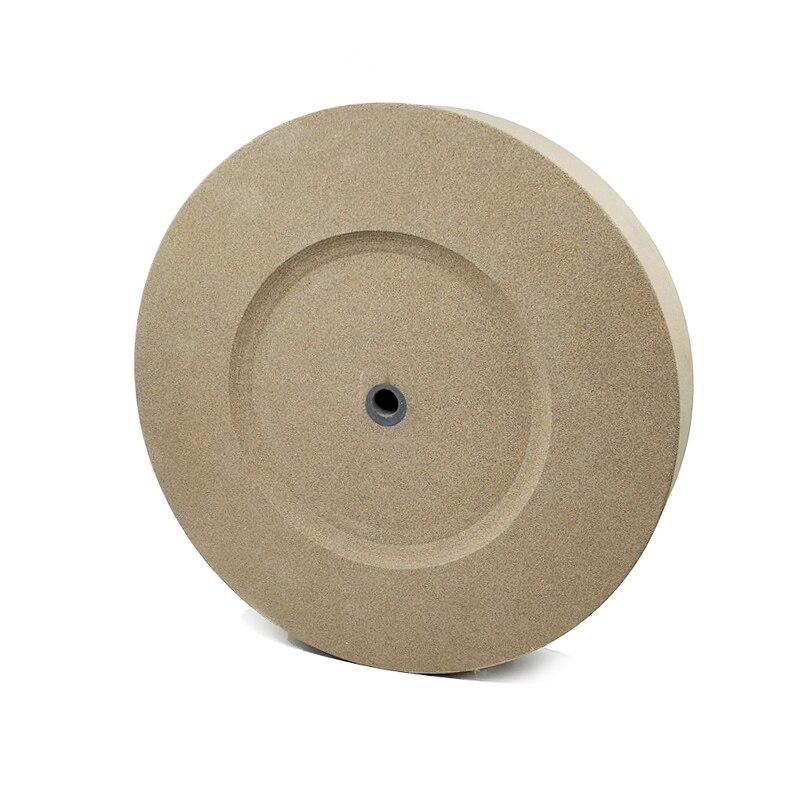Slow Speed Stone 250x50x12mm Wheel Alumina-containing Grinding Wheel For Slow Speed Wet Sharpener
