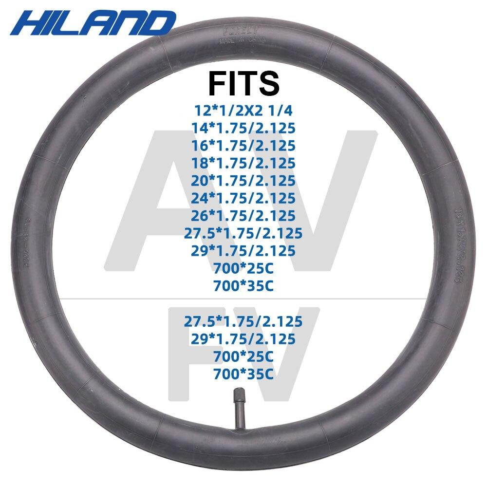 Шины для велосипеда 12/14/16/18/20/24/26 дюймовые внутренние трубы шины Schrader 1,75/2,125 дюйма ширина шины для велосипеда резиновая трубка|Велосипедные шины|   | АлиЭкспресс