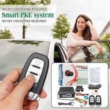 Universal Car PKE Induction Burglar Alarm System Protection
