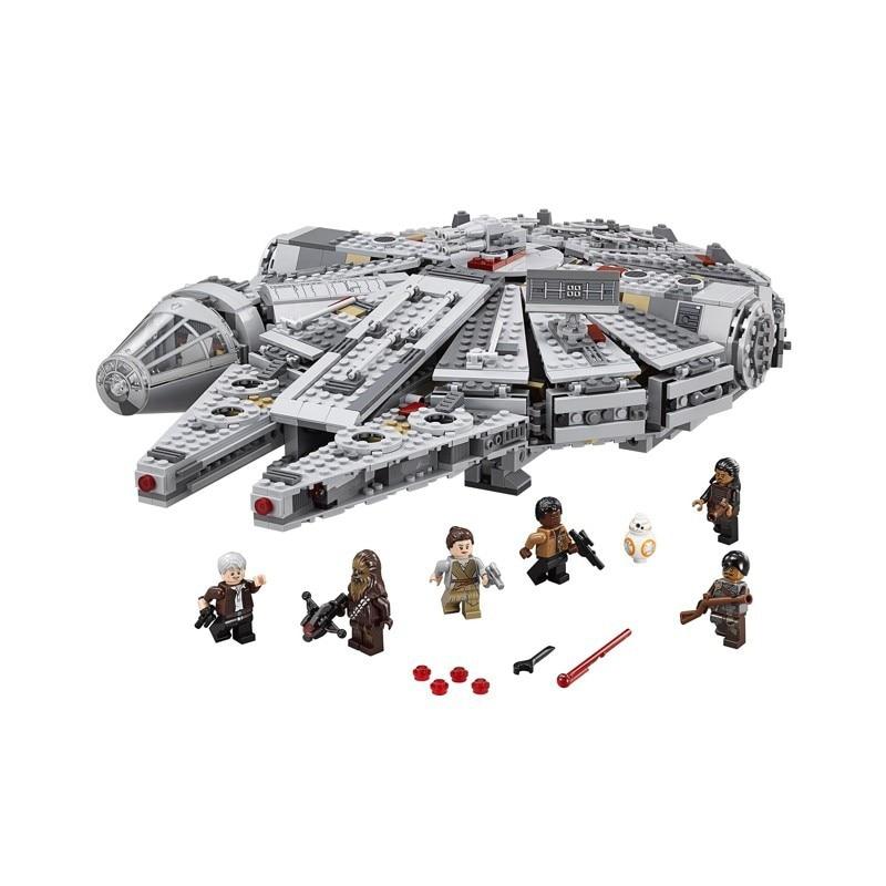 star-wars-millennium-79211-falcon-figures-building-blocks-harmless-bricks-enlighten-fit-compatible-legoinglys-font-b-starwars-b-font-toys