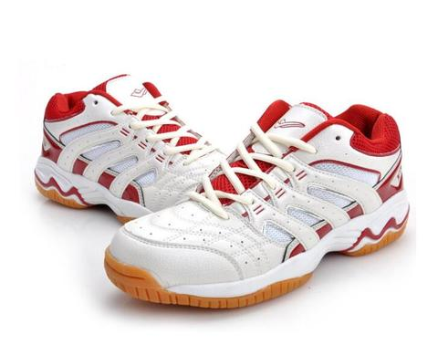 Tênis de Mesa Unissex Profissional Voleibol Sapatos Masculinos Respirável Handebol Tênis Feminino Indoor