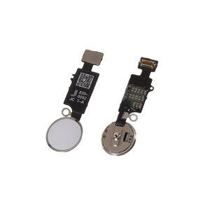 Image 4 - Jc 5th gen novo botão de casa universal para iphone 7/7 plus / 8/8 mais se 2nd botão de retorno chave volta tela função tiro