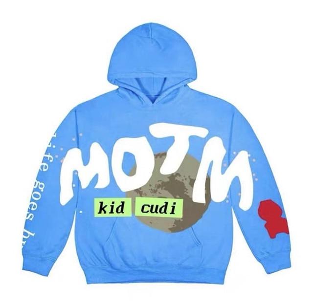 Kid Cudi CPFM For MOTM III Life Goes By Hoodie