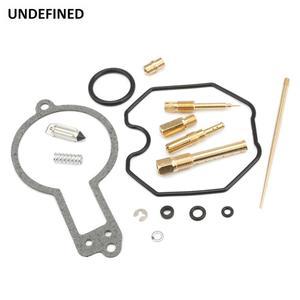 Moto carburateur accessoires Kit de réparation aiguille flottante joint pièces en caoutchouc pour Honda XR600R 1988-2000 XR 600 XR600 R