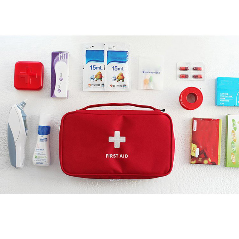 First Aid Medical Bag Outdoor Rescue Emergency Survival Treatment Storage Bags JLRJ88