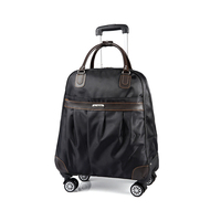 Women Travel Luggage Case Spinner Suitcase Men Rolling Case On Wheels Lady Wheeled Suitcase Trolley Bag