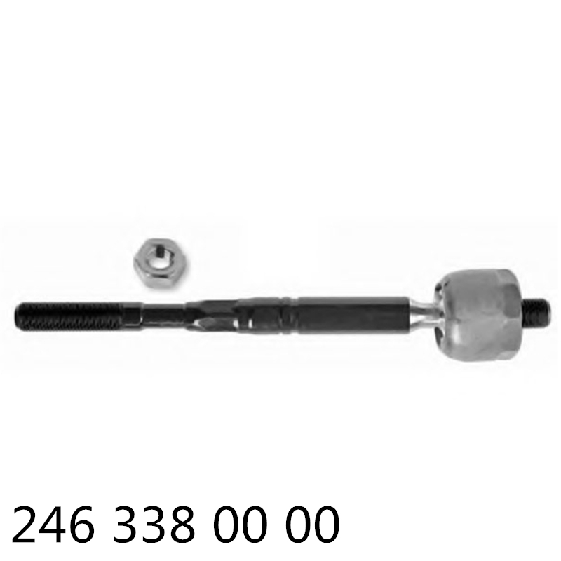 O For Mercedes Benz W447 VITO 109 <font><b>111</b></font> 114 116 119 CDI <font><b>250</b></font> BlueTEC V200 220 CDI Tie Rod Axle Joint 246 338 00 00 image