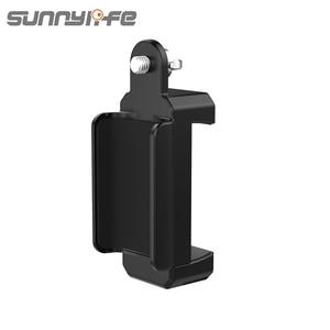 Image 1 - Новый держатель для телефона Sunnylife FIMI с ладонью, кронштейн для руки FIMI, ручной шарнирный держатель, аксессуары