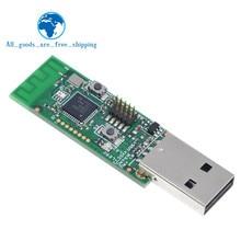 Porte I/O Wireless IO CC2540 adattatore Bluetooth 4.0 BLE analisi protocollo USB pacchetto BTool Sniffer Board Debug Pin modulo 1Mbps