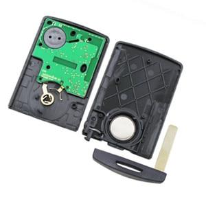 Image 2 - Wilongda 4ปุ่มรีโมทกุญแจรถKeylessระบบ434Mhz Pcf7953 Hitag AESชิปสำหรับRenault Clio 4 Keyอุปกรณ์เสริมหลังจาก2013