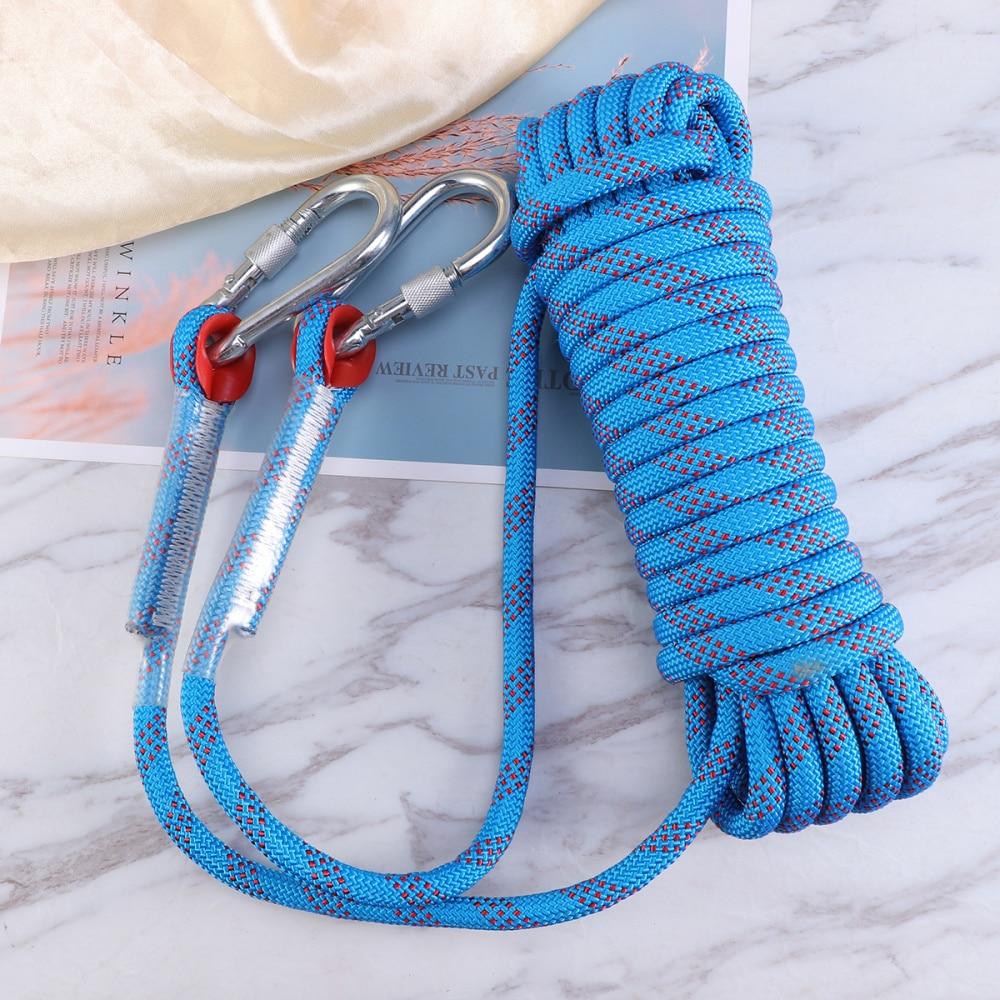 Climbing repel sex rope rock
