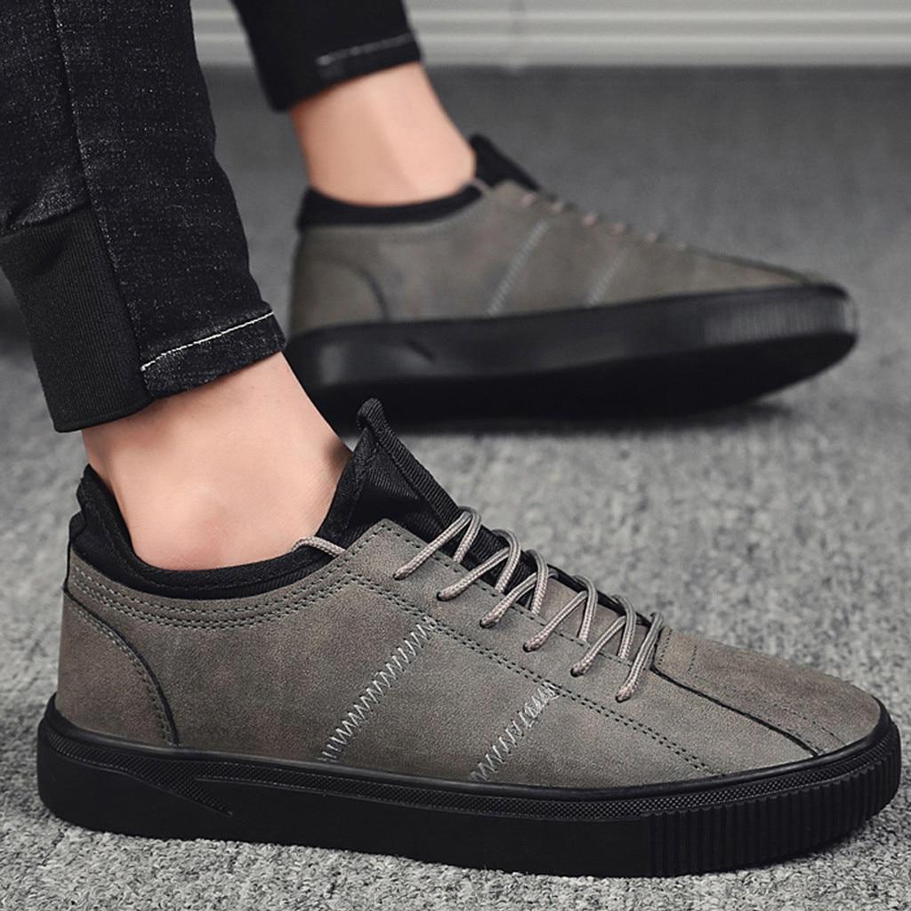 Men's Casual Shoes Comfortable Breathable Footwear Fashion Outdoor Shoes Sneakers Breathable Footwear Zapatillas Walking Jogging