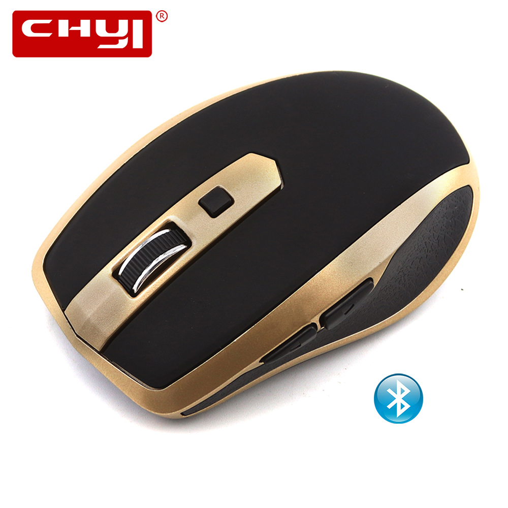 Bluetooth Wireless Mouse Optical Computer Mice Bluetooth Gaming Mouse For Windows Computer Mac Android Tablet DPI 800/1200/ 1600