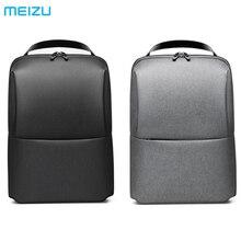 החדש Meizu מוצק עמיד למים תרמילי מחשב נייד נשים גברים תרמילי בית ספר תרמיל גדול קיבולת עבור נסיעות תיק חיצוני חבילה