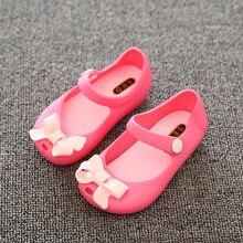 Newborn Baby Girl Shoes Princess Bow Kids Non-Slip Flower Bo