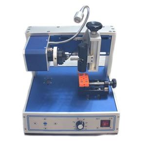 Image 2 - High Precision Computer Control Inside Outside Ring Bracelet Engraver Engraving Machine