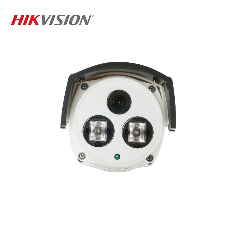 Original HIKVISION DS 2CE16A2P IT5P 700TVL Analog BNC Bullet Camera Infrared 50M Day/Night Indoor/Outdoor Waterproof